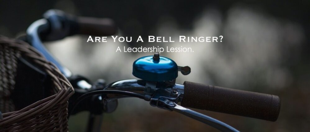 Are You A Bell Ringer?